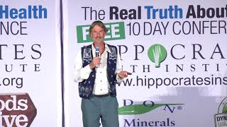 Healing Our World: A Deeper Look At Food, By Author: Will Tuttle, Ph.D.