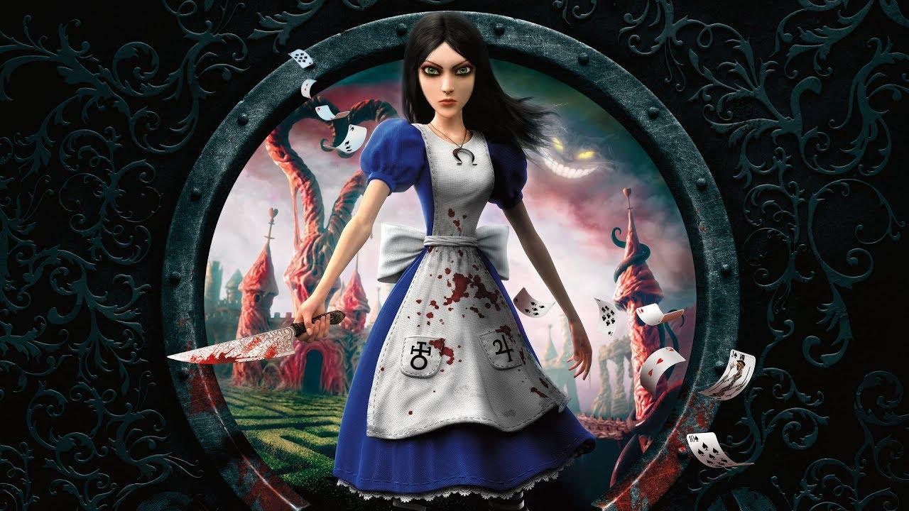 أليس عودة الجنون Alice Madness Returns Youtube