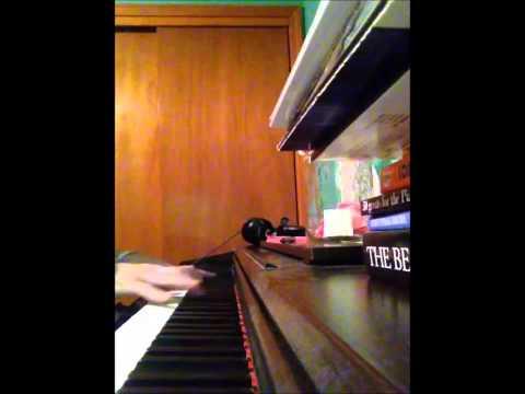 Sara Bareilles-One Thousand Times (Piano Cover)