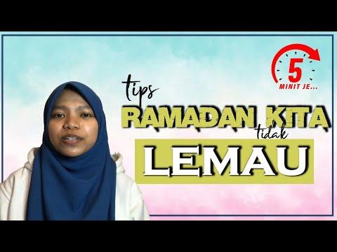 5 Minit Jer Ep 14:  3 Tip menjaga momentum Ramadan agar tidak lemau di penghujung