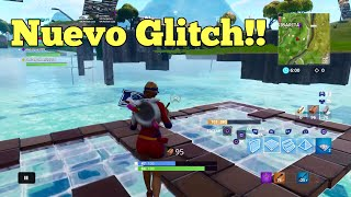 NUEVO GLITCH EN FORTNITE BATTLE ROYALE*TEMPORADA 5*WTF DEBAJO DEL MAPA