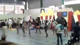 """Liceo de Atenas """"Baile de mujeres de 11° 2013"""""""