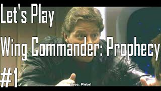 Wing Commander Prophecy - Welcome to the Midway - Let