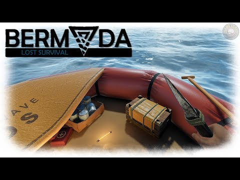 Bermuda Lost Survival Gameplay | Raft Meets Stranded Deep First Look | EP1