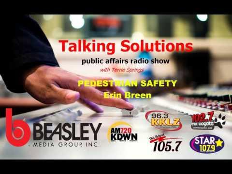 Talking Solutions - Pedestrian Safety
