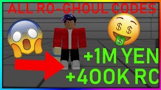 All 2019 Working Codes In Shuu Trainer Ro Ghoul Alpha Roblox Roblox Ro Ghoul Codes