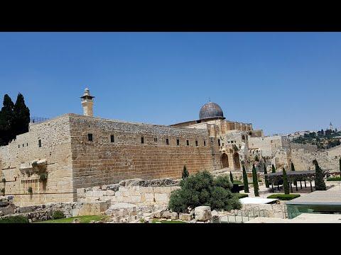 Masjid Aqsa Tour - Jerusalem