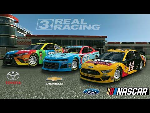 Real Racing 3 | 2019 NASCAR® Cars Total Upgrade Cost (3 Cars Upgrade Marathons)