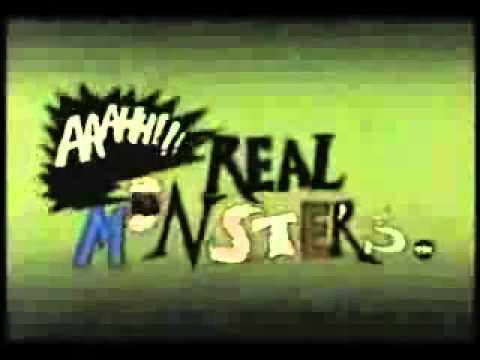 Ahh Real Monsters  Intro