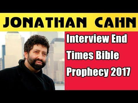 Jonathan Cahn August 31, 2017 - Interview End Times Bible Prophecy 2017 - Jonatahn Cahn 08/31/2017