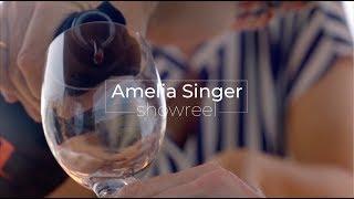 Amelia Singer Showreel 2018
