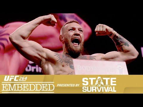 UFC 264: Embedded - Episódio 6