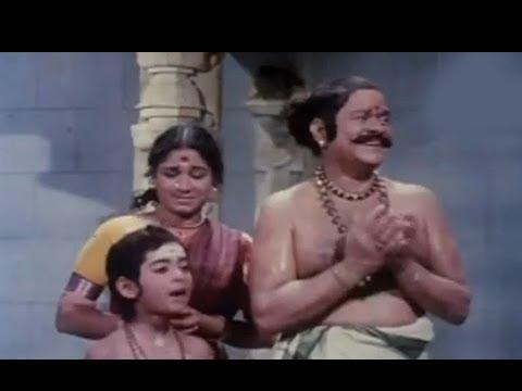 Murugan Song - Kandan Vandhan - Aathi Parasakthi - Tamil Movie Song