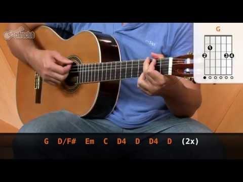 Chão de Giz - Zé Ramalho  de violão completa