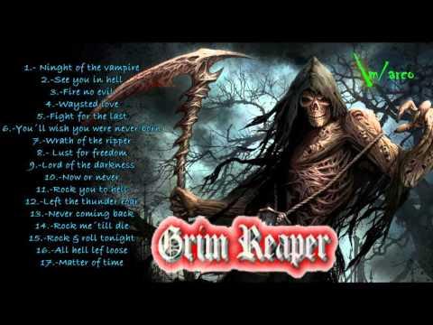 Grim Reaper the best full songs \m/