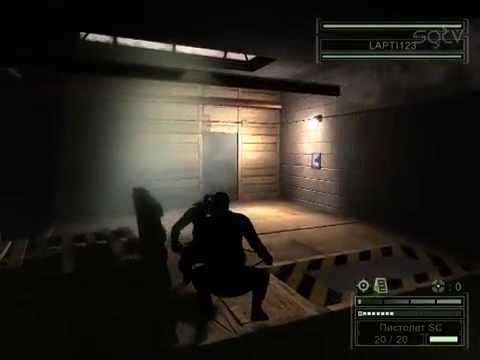 Splinter Cell история серии часть 2
