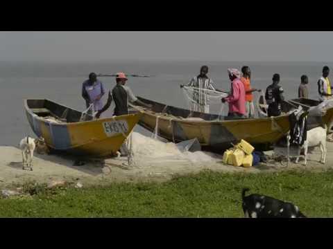 Kisenyi Fishing Village, Uganda
