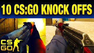 Top 10 Games That Completely Rip Off Counter-Strike