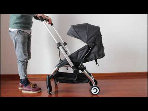 2017 new design model small size baby stroller