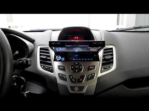 Radio Dvd Ford Fiesta Pantalla #64