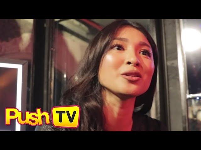 Push TV: Sino nga ba ang naging inspirasyon ni Nadine Lustre sa suot nitong nakaraang ABS-CBN Ball?