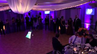 Rose & Steve's Love Story Introduction (Binghamton DJ Engaged Entertainment)