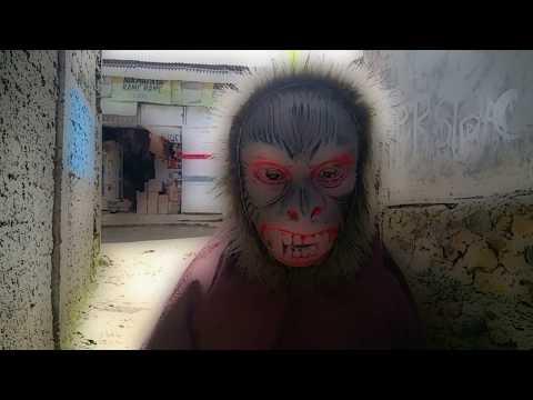 Anak Kecil Dikejar Gorila    Children were Chased By Gorillas (low budget version)