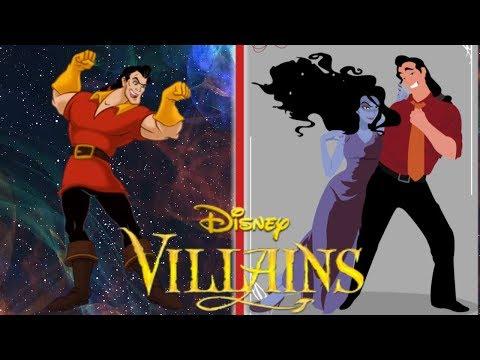 Disney Villains DANCE!!!