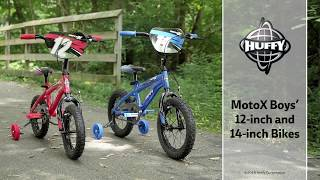 12-inch and 14-inch Kids Bikes by Huffy