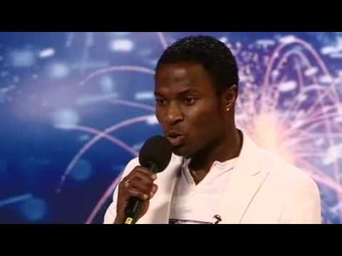 ☆ BRITAINS GOT TALENT ☆ - Kay Oresanya [HQ] SAXAPHONE Auditions Show 4 2009
