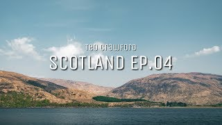Photography from Glencoe to Skye // SCOTLAND ep.04 // Teo Crawford