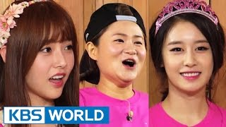 Video Happy Together - Goddess Special with Jiyeon, Kim Shinyoung, Chun Yiseul & more! (2014.08.07) download MP3, 3GP, MP4, WEBM, AVI, FLV September 2018