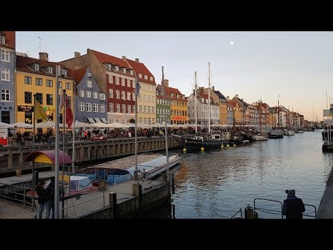 Weekend in Copenhagen VLOG - Food and Sightseeing.