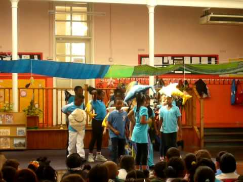 """Under the sea"" by year 3 stamford hill school"