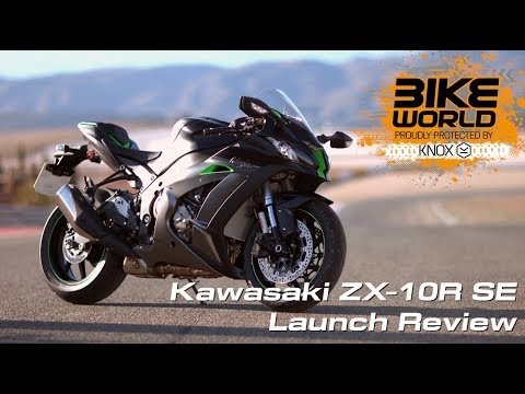 2018 Kawasaki ZX-10R SE Launch Review