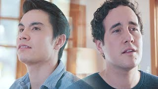Perfect/Too Good at Goodbyes MASHUP (Ed Sheeran/Sam Smith) - Sam Tsui & Casey Breves | Sam Tsui