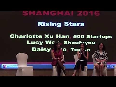 Slicon Dragon Shanghai 2016: Rising Female Stars