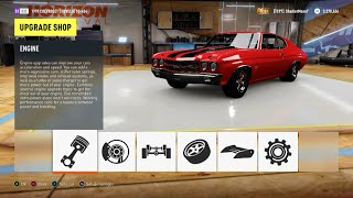 Forza Horizon 2 - 1970 Chevelle SS Top Speed