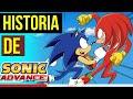 Metal Knuckles VOLTOU 😱   HISTORIA Sonic Advance