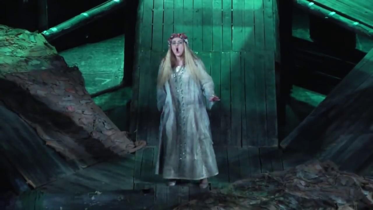 "Даргомыжский, ария из ""Русалки"" - поёт Шахова Анна - YouTube"