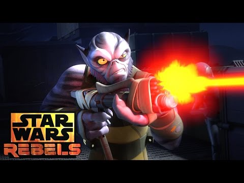 Warhead | Star Wars Rebels | Disney XD