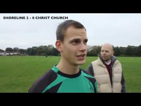 Christ Church Liverpool 1 Shoreline United 3 - Merseyside Christian League