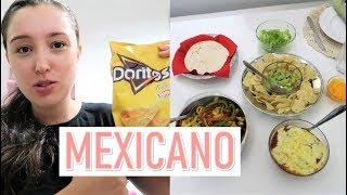 JANTAR COMPLETO MEXICANO: entrada, prato principal e sobremesa!