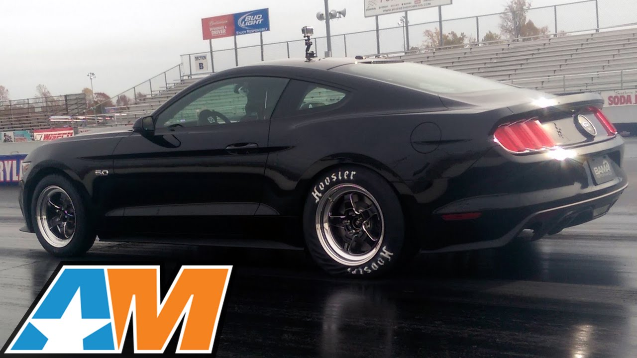 Bama S Naturally Aspirated 2015 Mustang Gt Runs 11 2 Youtube