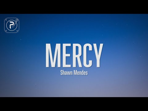 Mercy - Shawn Mendes (Lyrics)