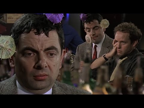 Night Out With Mr Bean?! | Bean Movie | Classic Mr Bean