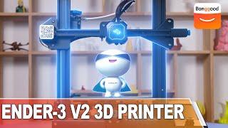 Creality 3D® Ender-3 V2 Upgraded DIY 3D Printer Kit|Buy at Banggood
