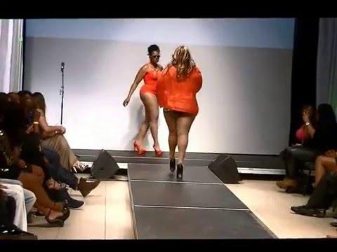 Itsallgood/fashion bloc award fashion show.