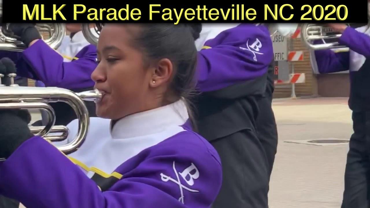 MLK Parade Fayetteville NC 2020   YouTube