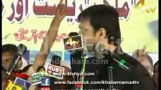 Akbaruddin Owaisi  excite Muslim against Hindu320x240 3gp